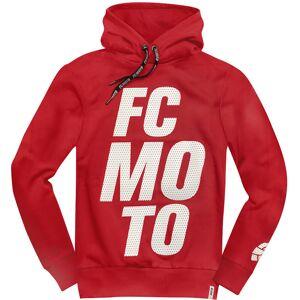 FC-Moto Logo-H Hoodie 3XL Röd