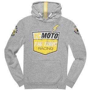FC-Moto Crew-H Hoodie 2XL Grå