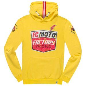 FC-Moto Crew-H Hoodie L Gul