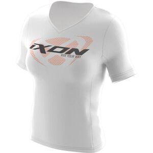Ixon Unit Damer T-Shirt M Vit Orange