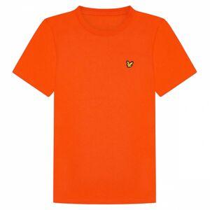 L&s Martin Ss T-Shirt - Amber Blaze, X-Large