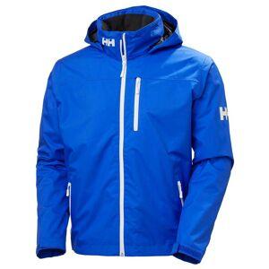 Helly Hansen Crew Hooded Midlayer Jacket XXXXL Blue