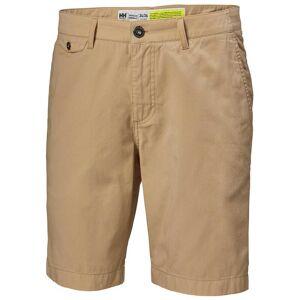 """Helly Hansen Hh Bermuda Shorts 10"""" 28 Brown"""