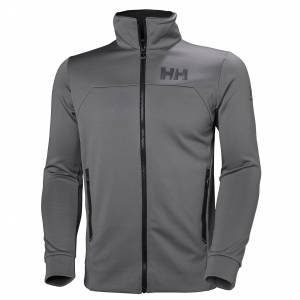 Helly Hansen Hp Fleece Jacket L Grey