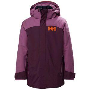Helly Hansen Junior Level Insulated Ski Jacket   152/12 Purple