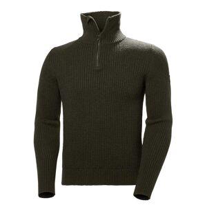 Helly Hansen Marka Wool Sweater L Green