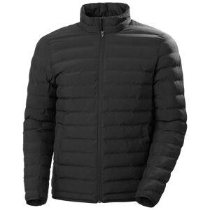 Helly Hansen Men's Mono Material Lightweight Jacket   Hh Se XL Black