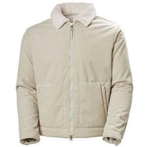 Helly Hansen Men's Jpn Brushed Wool Lining Cord Jacket   L Beige