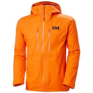 Helly Hansen Verglas 3l Shell Jacket S Orange