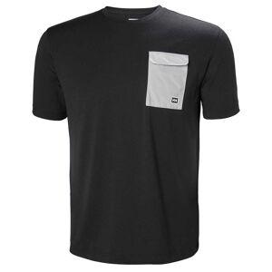 Helly Hansen Mens Lomma Tshirt underjacka Svart XL