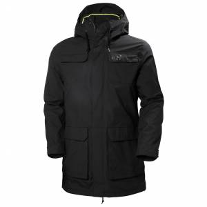 Helly Hansen Captains Rain Parka XXL Black
