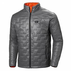 Helly Hansen Lifaloft Insulator Jacket L Grey
