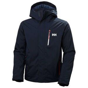 Helly Hansen Men's Bonanza Performance Ski Jacket   XL Navy