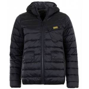 Barbour Ouston hooded quilt