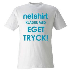 Netshirt - Designa T-shirt med eget tryckXL