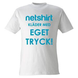 Netshirt - Designa T-shirt med eget tryckXXL
