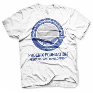 Phoenix Macgyver - Phoenix Foundation T-Shirt