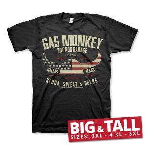 Viking Gas Monkey Garage American Viking Big & Tall Tee
