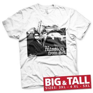 Blues Brothers Photo Big & Tall T-Shirt