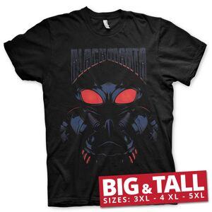 Aquaman - Black Manta Big & Tall T-Shirt