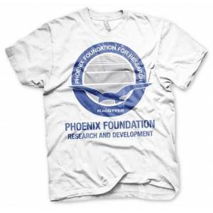 Phoenix Macgyver - Phoenix Foundation T-Shirt, Basic Tee