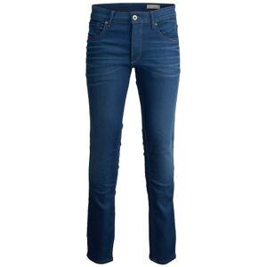 Selected Jeans Herr Slim Fit Blå Selected
