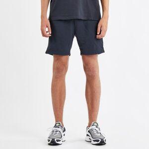 Sns French Terry Sweat Shorts för män i blått M Blue