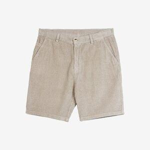 Sns Cord Shorts för män i brunt Xl Brown
