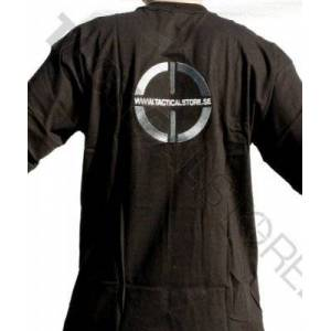 Tacticalstore T-Shirt Tacticalstore (Färg: Svart, Storlek: Small)