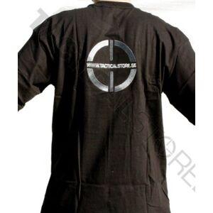 Tacticalstore T-Shirt Tacticalstore (Färg: Svart, Storlek: Large)