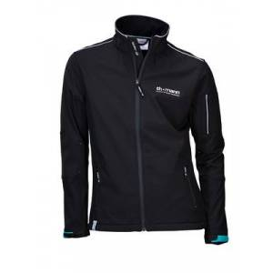 Thomann Collection Softshell Jacket M Black