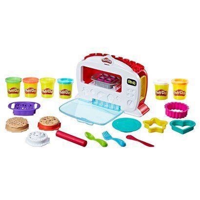 Conjunto Play-Doh - Forno Mágico - Hasbro - Feminino-Incolor