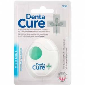 DentaCure Tandtråd Mild Mint 30 m