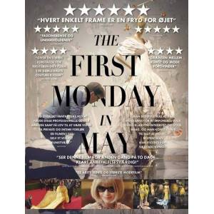 The First Monday In May - DVD - Film