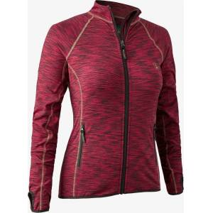 Deerhunter - Lady Insulated Fleece (Red Melange)