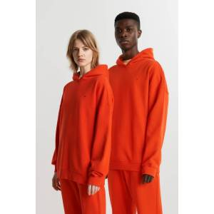 Gina Tricot Charlie hoodie XXS Female Orange.com (2033)