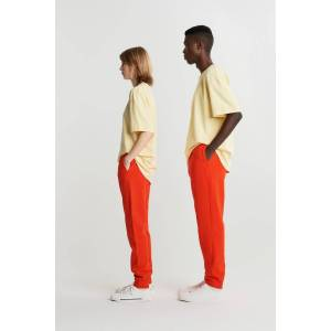 Gina Tricot Charlie sweatpants XS Female Orange.com (2033)
