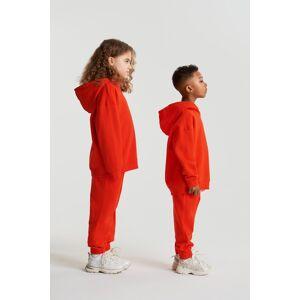 Gina Tricot Charlie sweatpants 122/128 Female Orange.com (2033)
