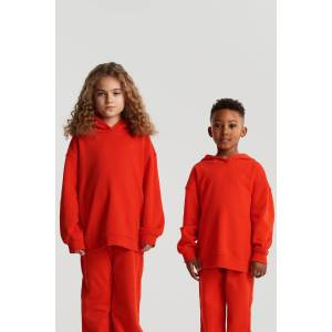 Gina Tricot Charlie hoodie 86/92 Female Orange.com (2033)