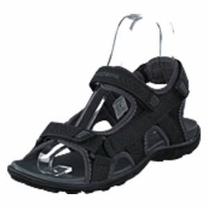 Bagheera Onyx Black/dark Grey, Shoes, sort, EU 36