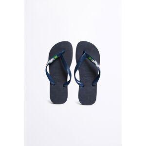 Gina Tricot Havaianas brazil flip flops Female Navy 35/36