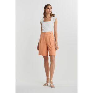 Gina Tricot Carro bermuda shorts Female Sandstone (7964) 32