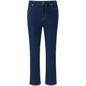 DAY.LIKE Ankellange Slim Fit-jeans Fra DAY.LIKE denim