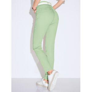Brax Comfort Plus-jeans model Caren Fra Raphaela by Brax grøn