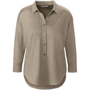 Margittes Jerseyskjorte Fra Margittes beige