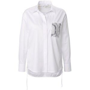 Just White Skjorte Fra Just White hvid