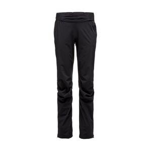 Black Diamond Women's Stormline Stretch Rain Pants Sort Sort XL