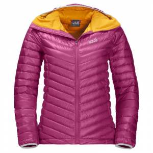 Jack Wolfskin Women's Atmosphere Jacket Pink Pink XS