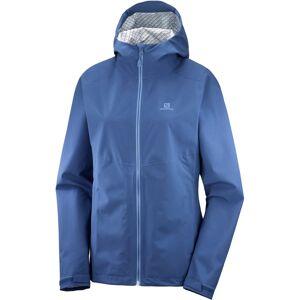Salomon Women's La Cote Flex 2,5 L Jacket Blå Blå S