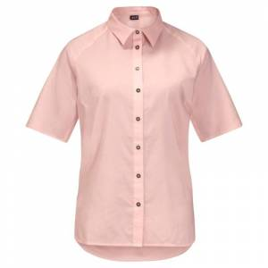 Jack Wolfskin Women's Nata River Shirt Pink Pink XS